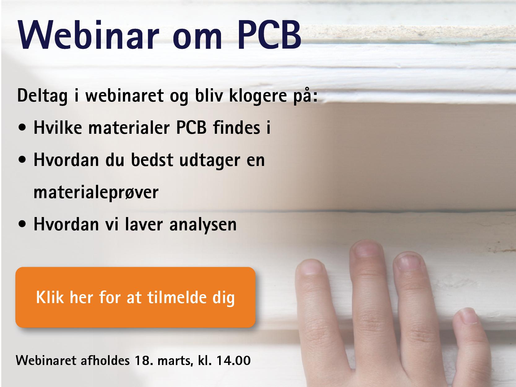 PCB webinar